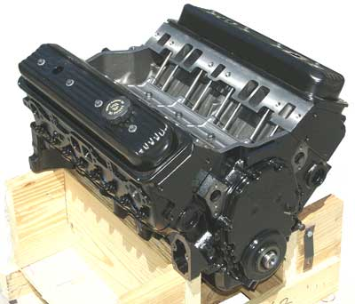 Mercruiser/Volvo Penta 5.7 long block-NOVO