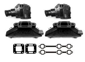 Mercruiser izpušni kolektorji V6-stari tip