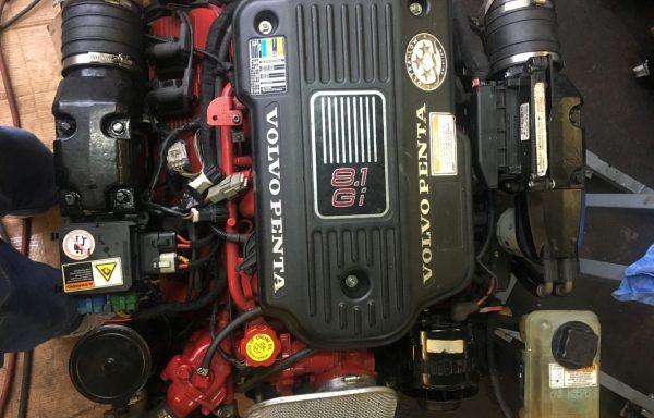 Motor Volvo Penta 8.1 Gi