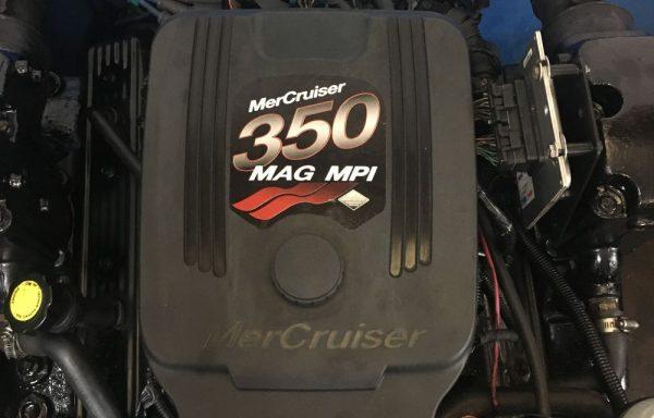Motor Mercruiser MAG 350 MPI-kompleten